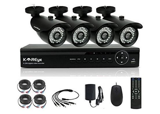 hệ thống CCTV